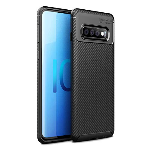 Olixar Carbon Fibre Case Compatible with Samsung...