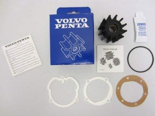 Volvo Penta OEM Sea Water Cooling Pump Impeller Kit 4.3L, 5.0L, 5.7L 21951346 by Volvo Penta ()