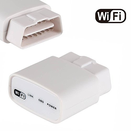 LYL® Super Mini Wireless WiFi OBDII Diagnostic Scanner for iPhone iPad iPod by leadyourlife
