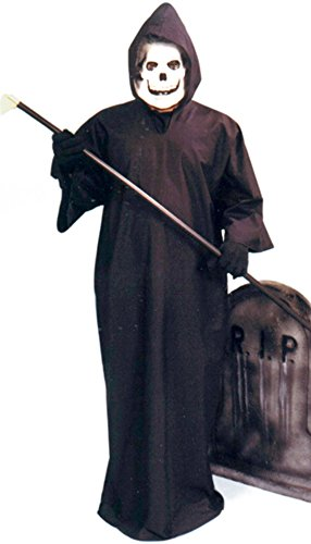 (Adult Men's Death Reaper Ghoul Robe (Size 44))