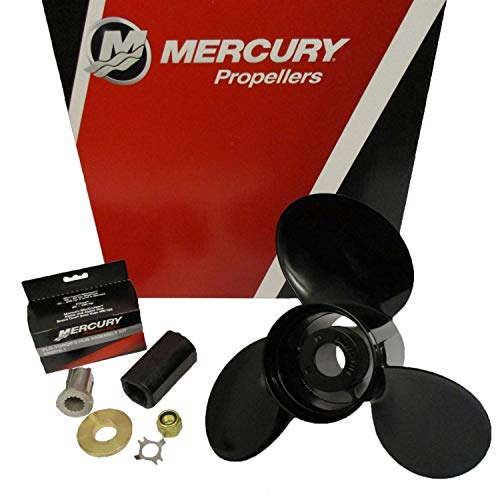 Mercury Black Max 3 Blade Prop Propeller 14.25 X 21 primary