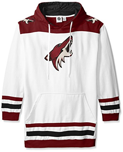 - Profile Big & Tall Men's NHL Team Double Minor Fleece, Garnet, 4X