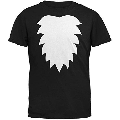 Skunk Costume Black Youth T-Shirt - Medium(10/12) (Skunk Costumes)