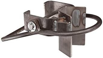 "Hamilton CP00020 Light Duty Industrial Trailer Automatic Coupler Bail, 15lbs Weight, 16"" Length x 7-3/4"" Width x 7"" Height"