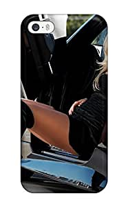 Brand New 5/5s Defender Case For Iphone (sexy Lady, Hot Car)