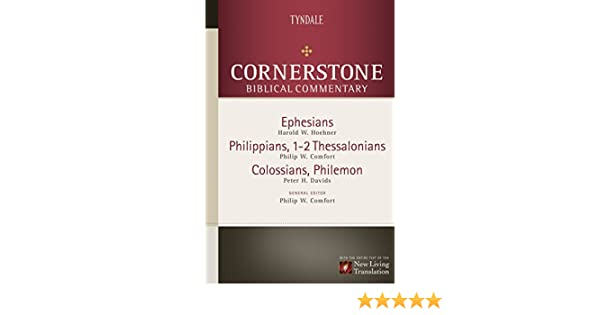 Ephesians philippians colossians 1 2 thessalonians philemon ephesians philippians colossians 1 2 thessalonians philemon cornerstone biblical commentary book 16 kindle edition by philip comfort peter davids fandeluxe Gallery