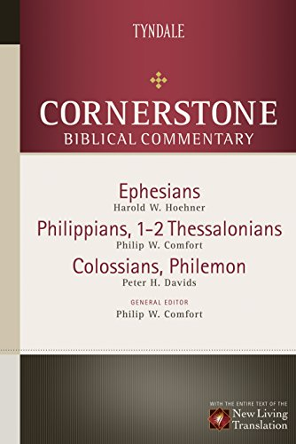 Ephesians philippians colossians 1 2 thessalonians philemon ephesians philippians colossians 1 2 thessalonians philemon cornerstone biblical commentary fandeluxe Gallery