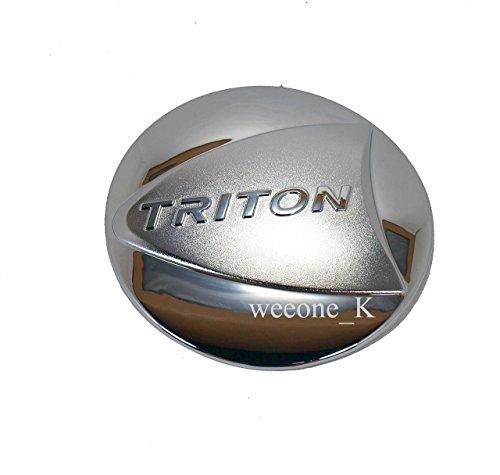 Fuel Filler Gas Tank Cap Door Cover Trim For Mitsubishi L200 Triton 2006 - 2014