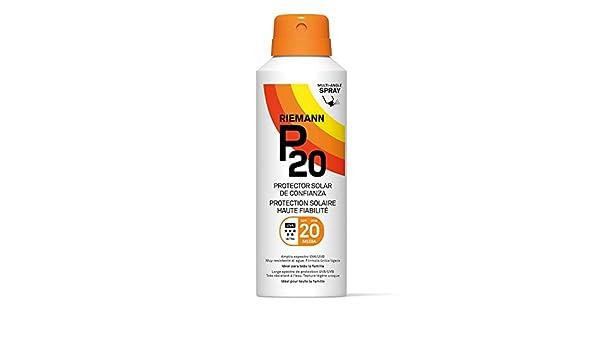 P20 Fotoprotector, Pack de 1: Amazon.es: Belleza