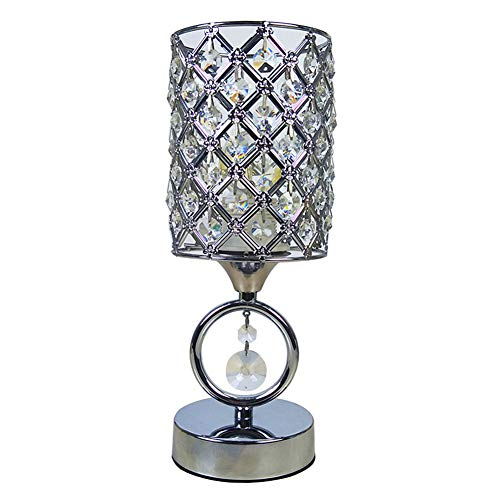 lamps for bedrooms crystal - 5
