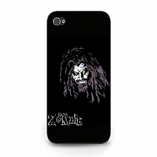 Case Shell Cool Horror Personalized Musician Rob Zommbie Phone Case Cover for Iphone 5c Singer Rob Zommbie Great