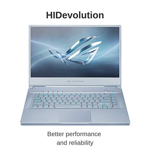 Compare HIDevolution ASUS ROG Zephyrus M Glacier Blue GU502GU (GU502GU-XH74-BL-HID10) vs other laptops