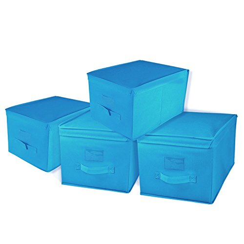 Kubez Large Canvas Storage Box product image