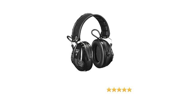 Cascos Peltor WS de Trabajo Bluetooth Escucha Activa / Protector: Amazon.es: Electrónica
