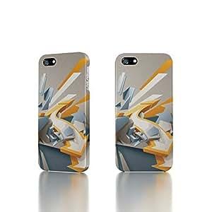 Apple iPhone 5 / 5S Case - The Best 3D Full Wrap iPhone Case - Arrows