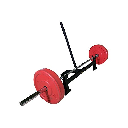 Titan Full Bar Jack Weight Lifting Olympic Barbell