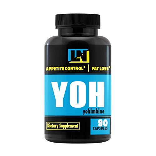 Yohimbine Servings Thermogenic Suppressant Supplement