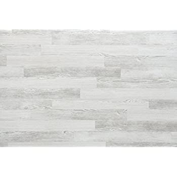 Nance Industries Ez Wall Peel And Press Vinyl Wall Planks 4 X36 White Wash Barnwood Colors 20 Planks