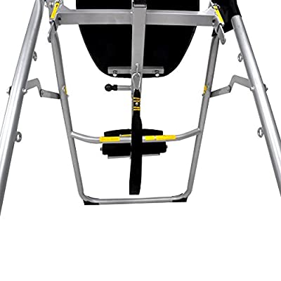 Doitpower Adjustable Inversion Table for Back Pain Indoor Exercise Home Fitness Equipment