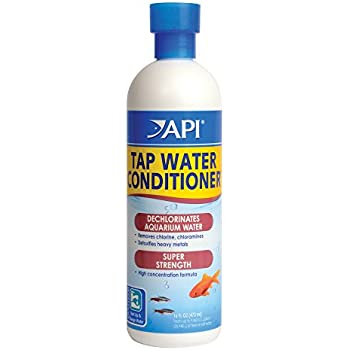 API TAP WATER CONDITIONER Aquarium Water Conditioner 16-Ounce Bottle