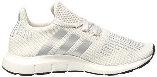 Trainers Met White One Grey Run adidas Swift Silver F17 Multicolor Ftwr Women's qzTtPf