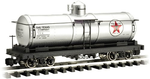 Bachmann Industries Tank Car - TEXACO - Large ''G'' Scale Rolling Stock