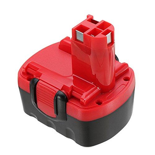 HITSAN 14.4V 3000mAh Power Tool Battery Ni-Mh Battery for Bosch One Piece