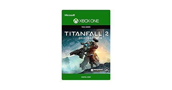 Microsoft Titanfall 2 Deluxe Edition Xbox One - Juego (Xbox One ...