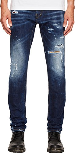 Dsquared2 Men Pants (DSQUARED2 Men's Wild Mountain Cool Guy Jeans In Blue Blue 46 33)