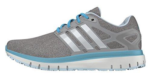 Azuvap Mujer W Para Adidas Energy Cloud Ftwbla grpumg Gris Wtc Zapatillas Running De 6HxaCxTqw