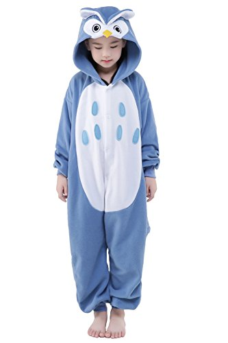 Newcosplay Children Unisex Pajamas Kids Animal Costume Cosplay