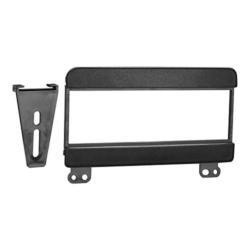 Metra 99-5803 Single DIN Installation kit for Select 1999-2005 Ford/Mercury Vehicles (Black)
