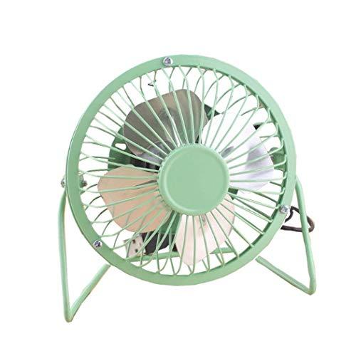 Goodfans Portable Mini USB Fan Table Desktop Personal Fan Cooling Fan for Home Office Personal Fans from Goodfans