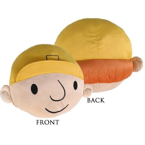 (Bob the Builder Bobs Friends Plush Shaped Decorator Pillow by Dan)