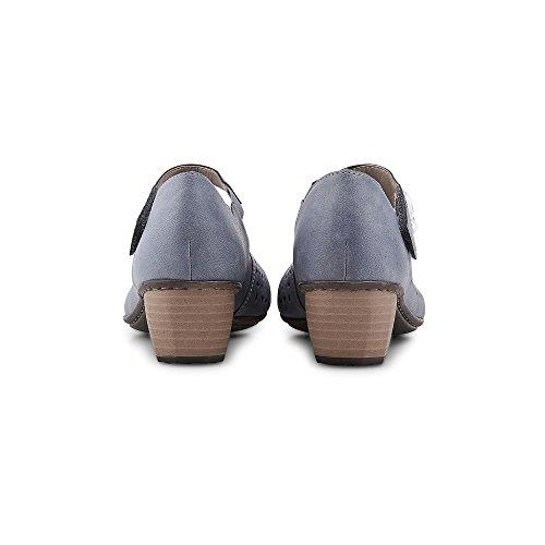 Rieker 41.767-13 Adria (grå) Kvinnor Skor