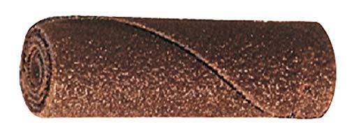 PFERD 41722 3/4'' x 2'' Cartridge Roll, 3/16'' AH Untapered Type, Aluminum (50pk)