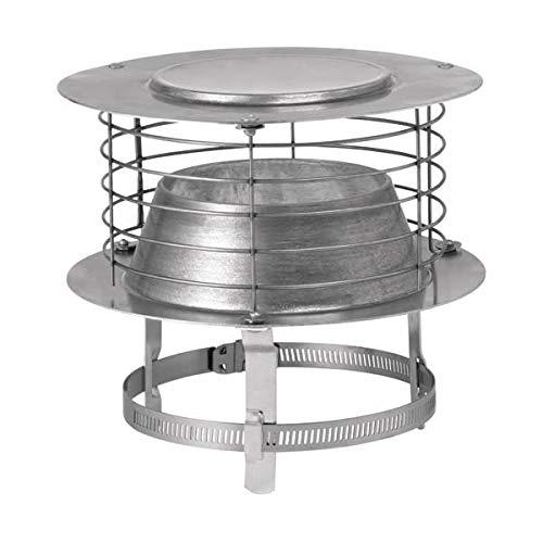 Varispir - Aspirador estático de aluminio para Ø180 a 200: Amazon ...