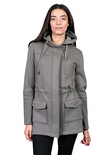 Give Apparel Meaning Women's Hooded Parka