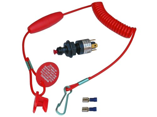 universal engine safety cut out kill switch w  floating
