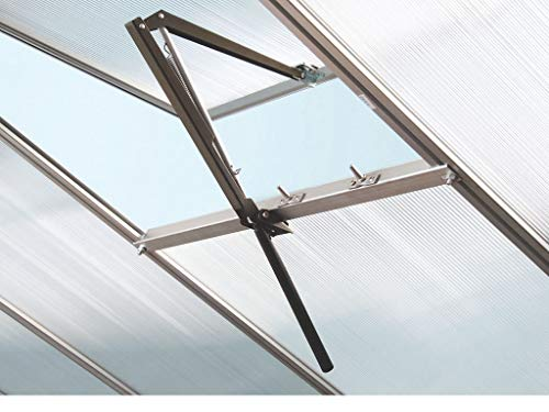 Halls Roof-Vent Automatic - Greenhouse Halls