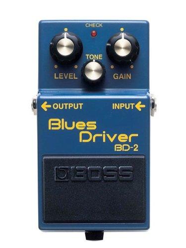 BD 2 Blues Driver Guitar Effects