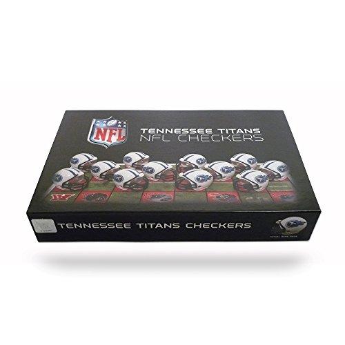 Tennessee Titans Checker - 1