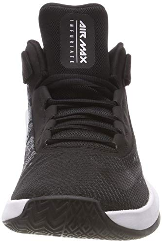 black Air Homme anthracite 001 Fitness black Chaussures Mid 2 Nike De Max white Multicolore Infuriate vqfdn8Cw