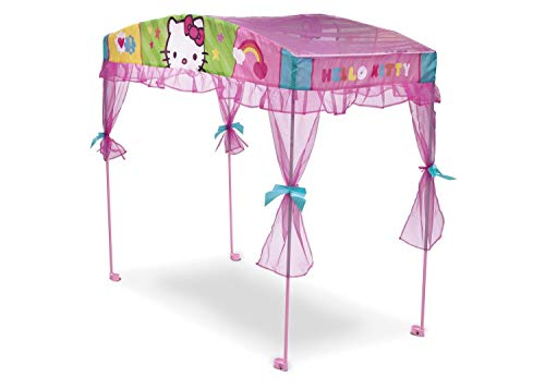 (Hello Kitty Canopy for Toddler Bed )