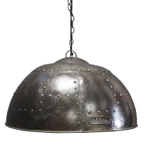 fuhrhome Berlin - Lámpara de mesa, hierro, color negro ...