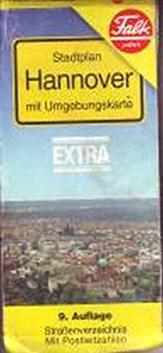 Falk Pläne Hannover Megaplan