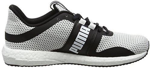 Puma Damen Mega Nrgy Turbo Outdoor Fitnessschuhe Schwarz (nero-bianco)