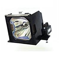 Electrified TLP-LV6 Replacement Lamp with Housing for Toshiba Projectors