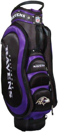 NFL Baltimore Ravens Medalist Golf Cart Bag