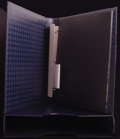 Currency Album for Graded Currency with Blue Classic Grande Binder and Graded Currency Pages